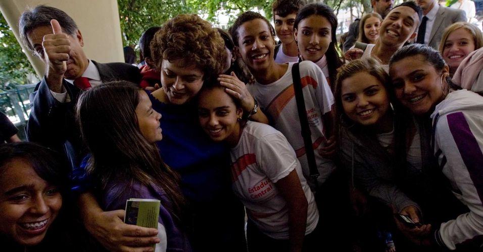 Dilma em BH