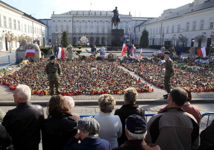 Vigília em Varsóvia