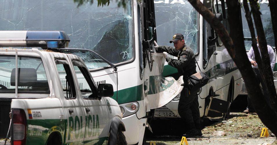 Bomba na Colômbia