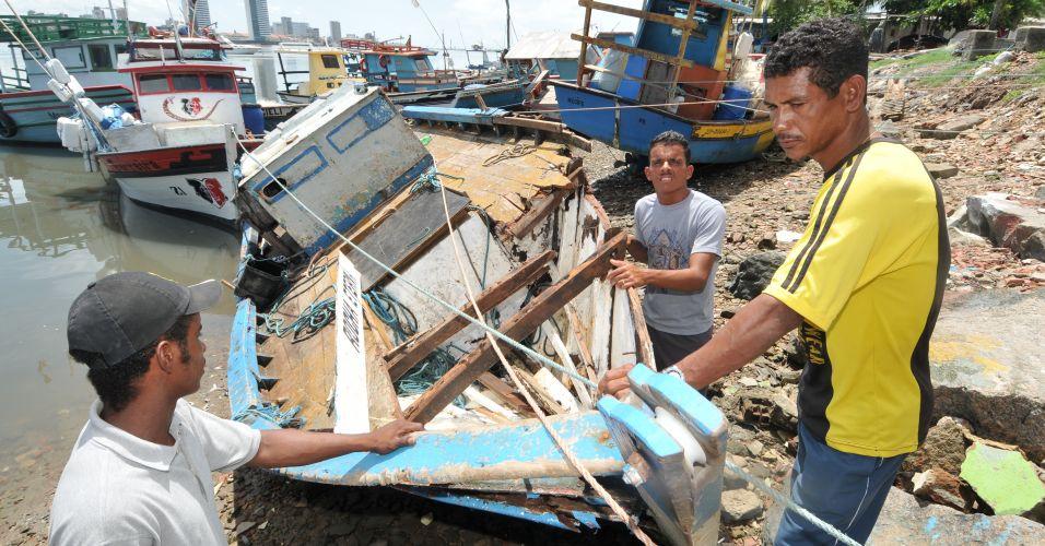 Pescadores à deriva