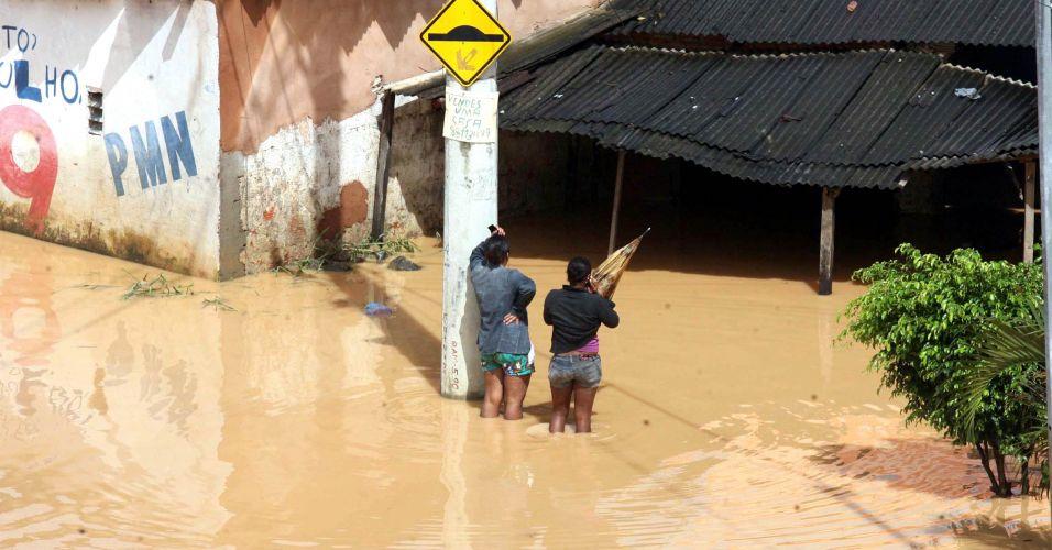 Inundação em Salvador