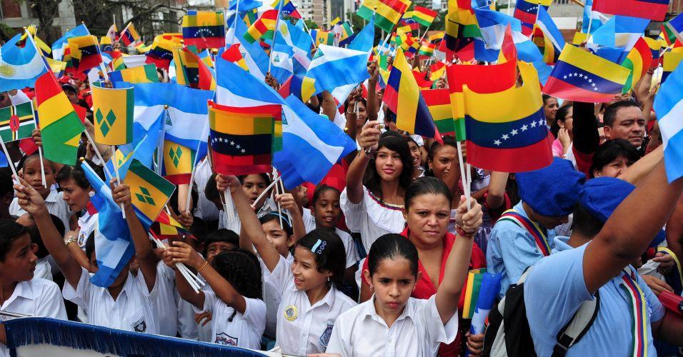 Comemoração da independência da Venezuela
