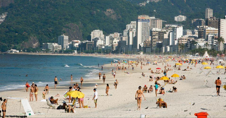 Feriado no Rio