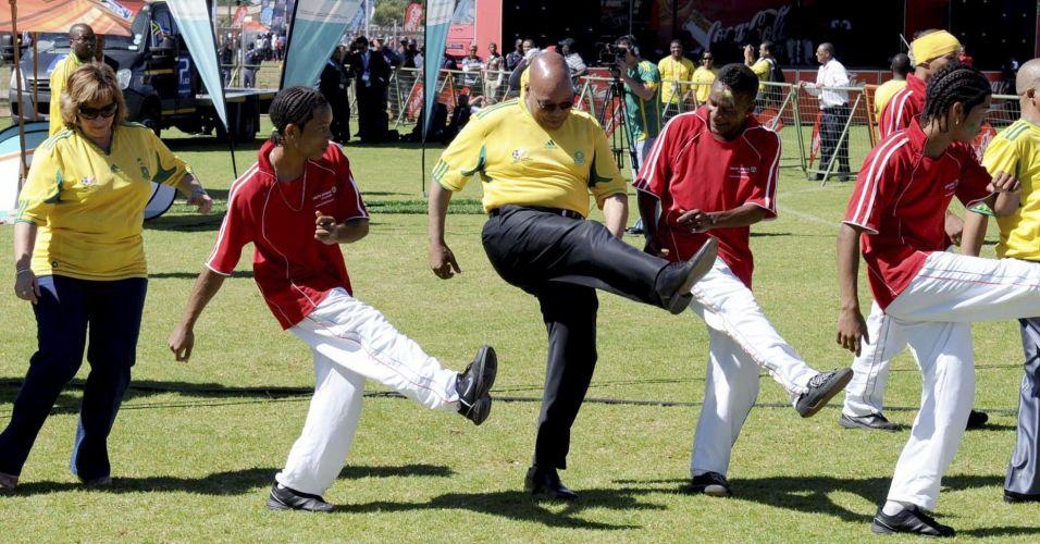 """Zuma dança """"diski"""""""