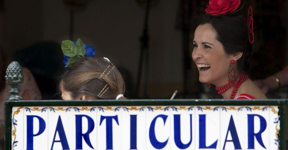 Festa em Sevilha