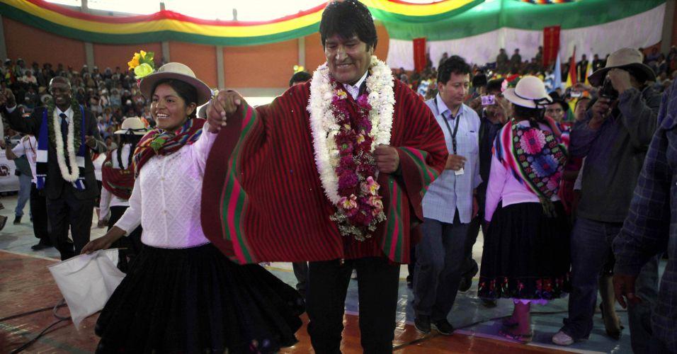 Festa na Bolívia