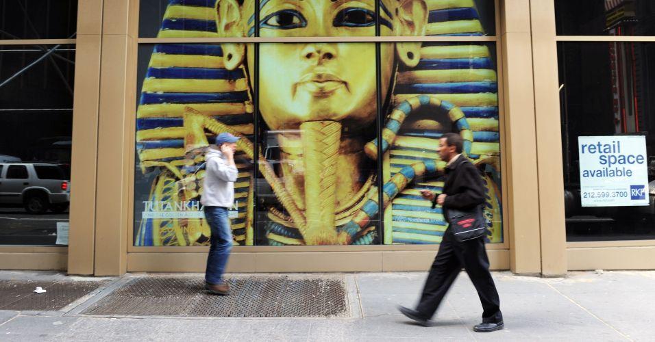 Exposição em NY