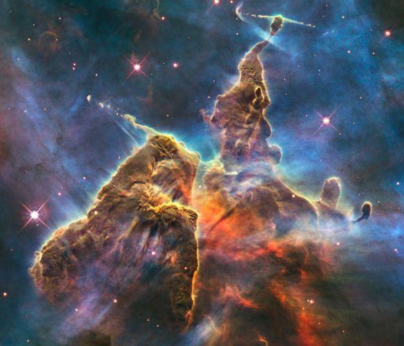 Hubble e as estrelas