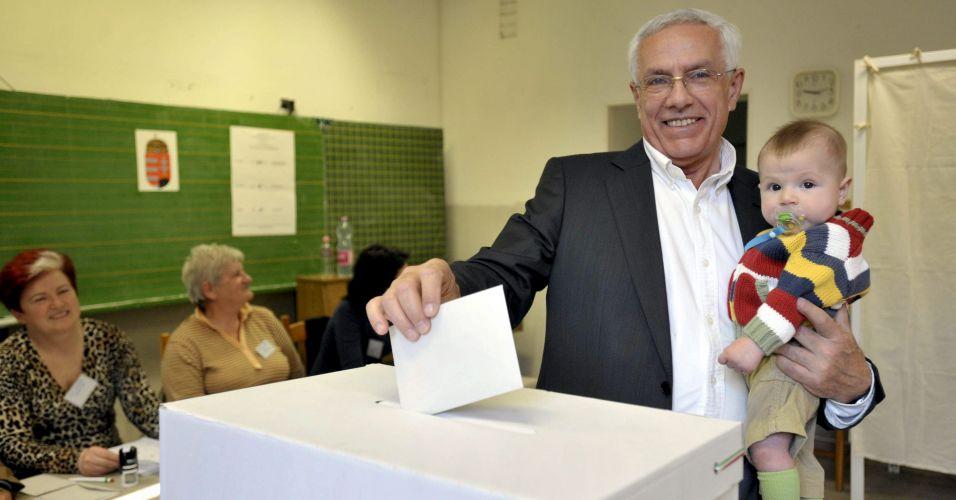 Eleições na Hungria