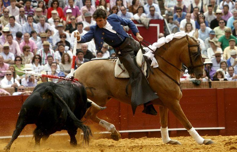 Tourada na Espanha