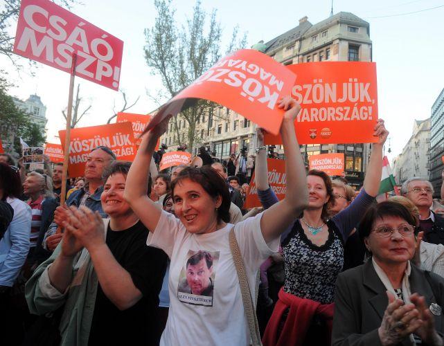Partido conservador tem maioria no parlamento húngaro