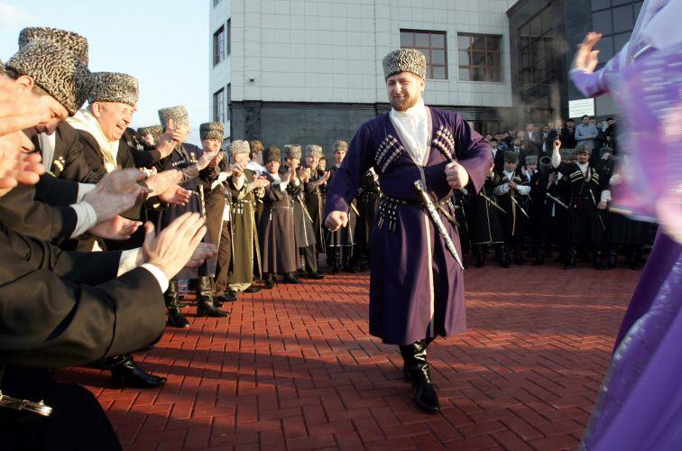 Dia da Língua chechena