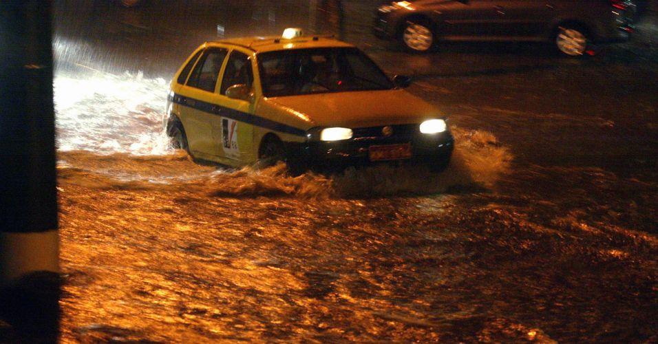 Chuva no Rio