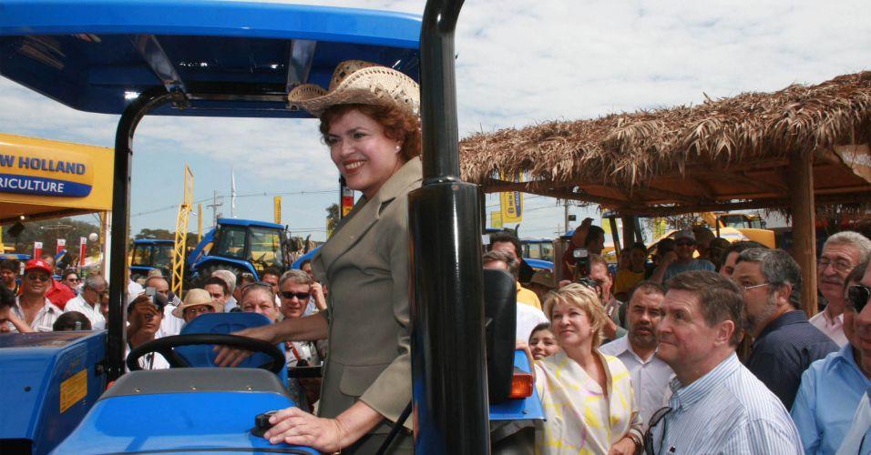 Dilma em Ribeirão Preto (SP)