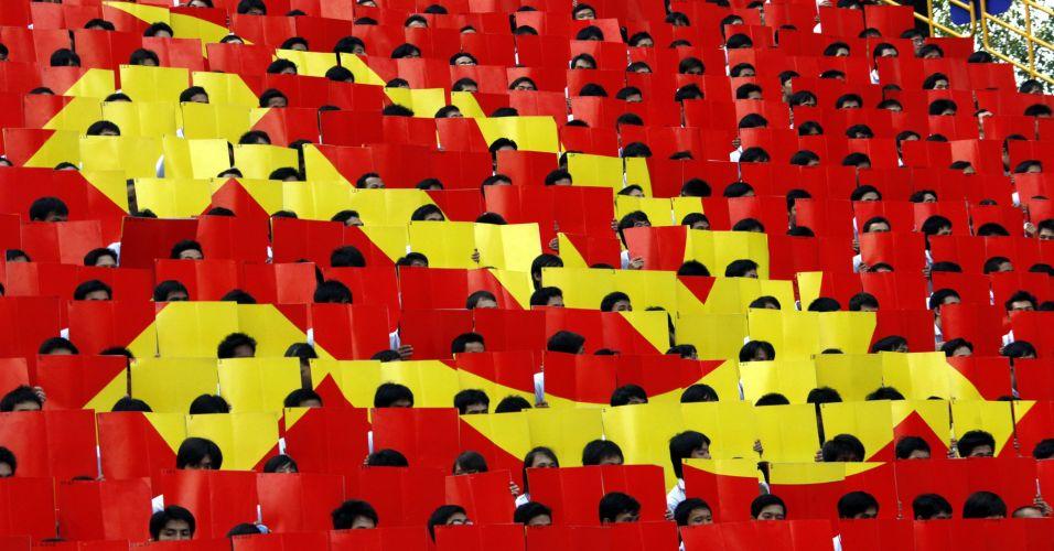 Festa no Vietnã