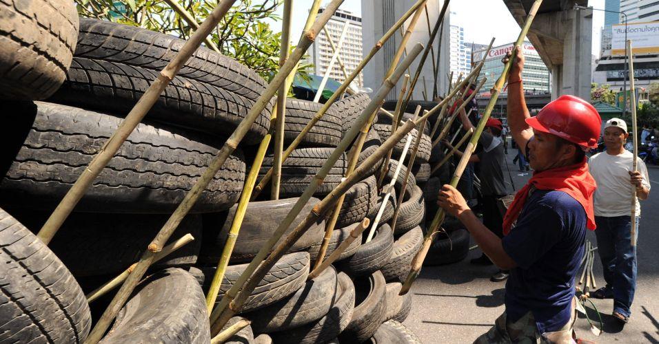 Barricadas em Bancoc