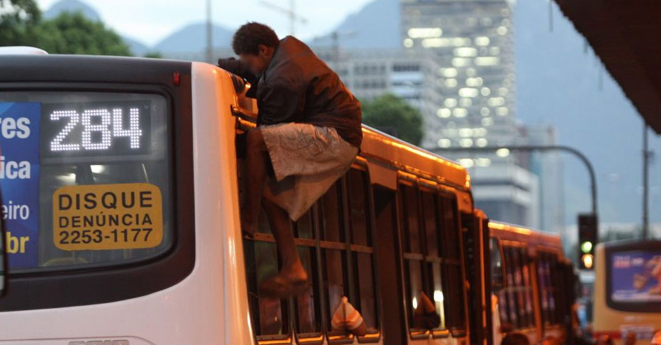 Flagrante no Rio