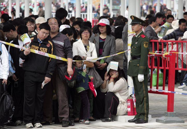 ExpoXangai é aberta