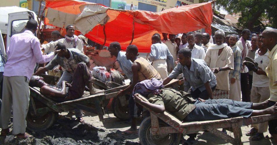 Atentado na Somália