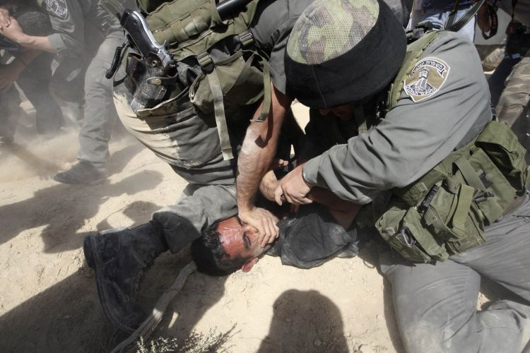 Prisão em Israel