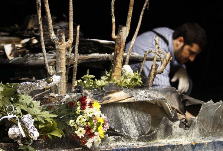 Mortes na Grécia