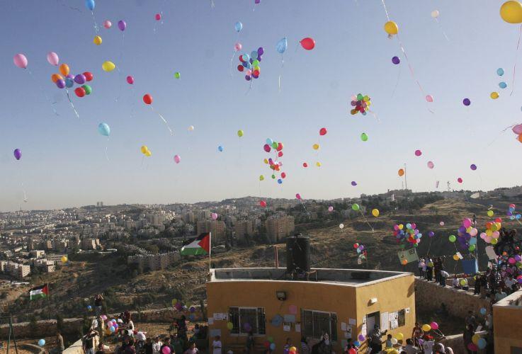 Lembrança do êxodo palestino