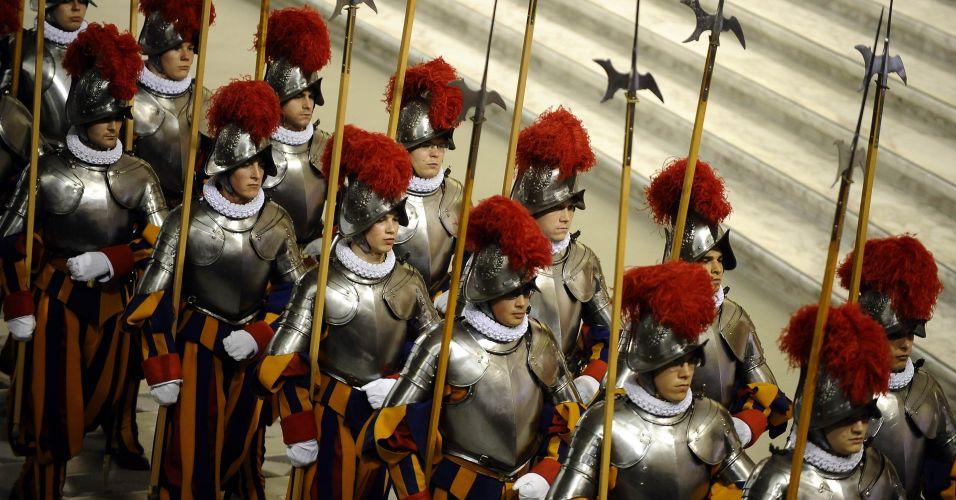 Cerimônia no Vaticano