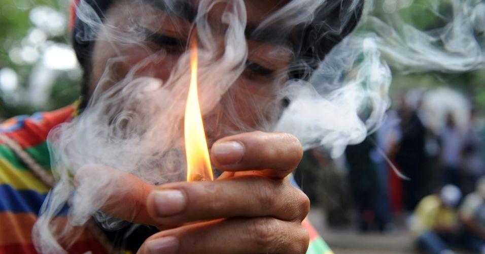 Pela legalização da maconha