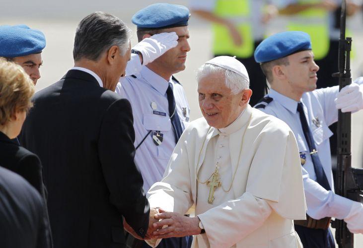 Papa em Portugal