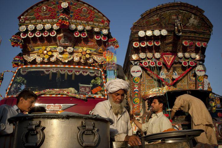 Mercado paquistanês