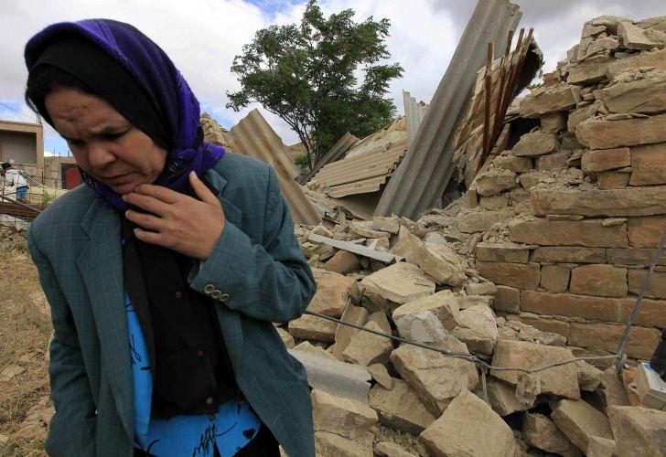 Terremoto na Argélia