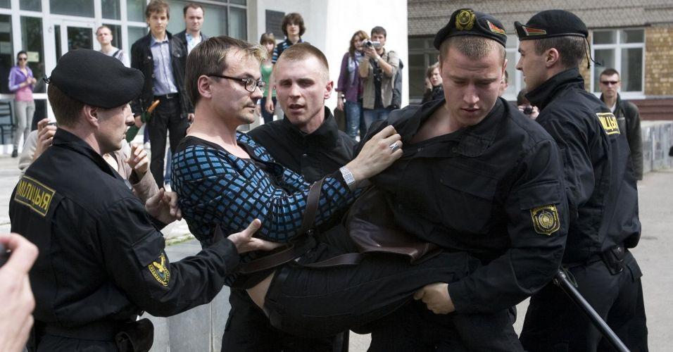 Parada gay em Belarus
