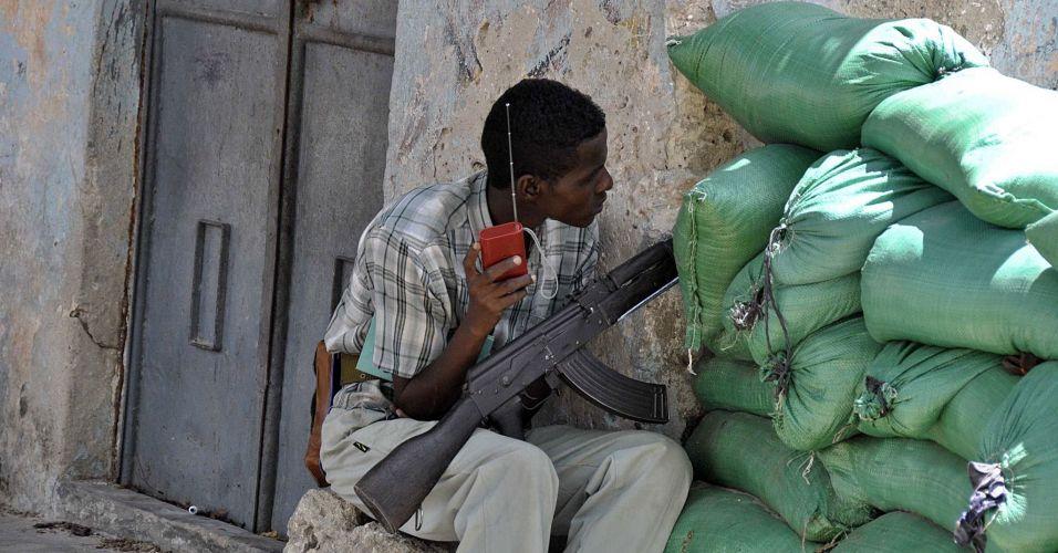 Lutador somali