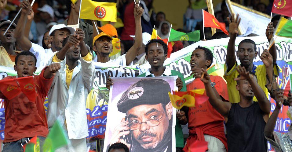 Eleições na Etiópia