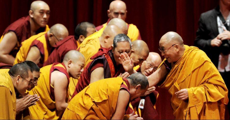 dalai-lama em NY