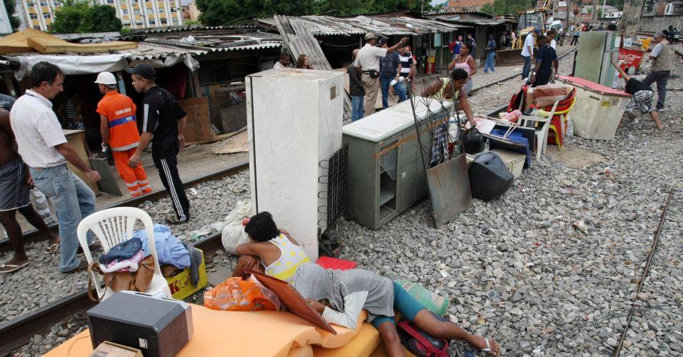 Cracolândia no Rio