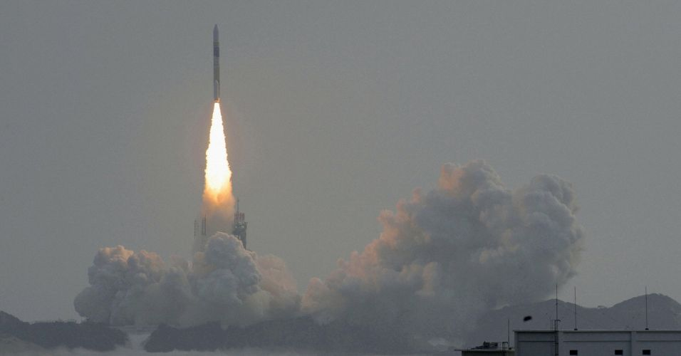 Japão lança sonda espacial