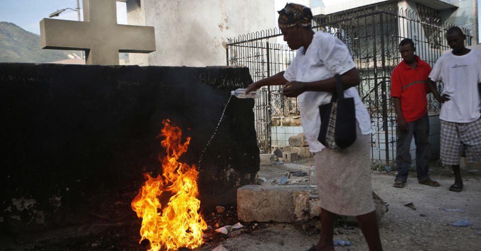 Vodu no Haiti