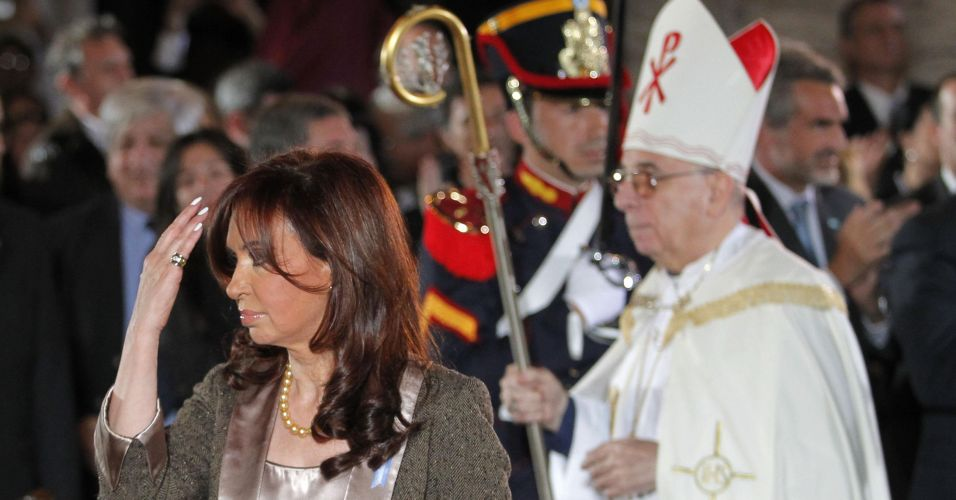 Cristina e o bispo