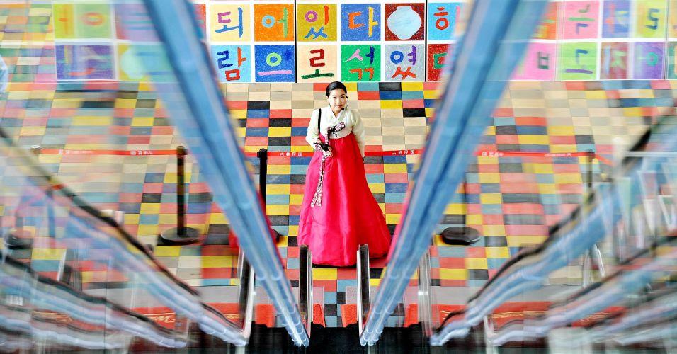 Exposição em Xangai