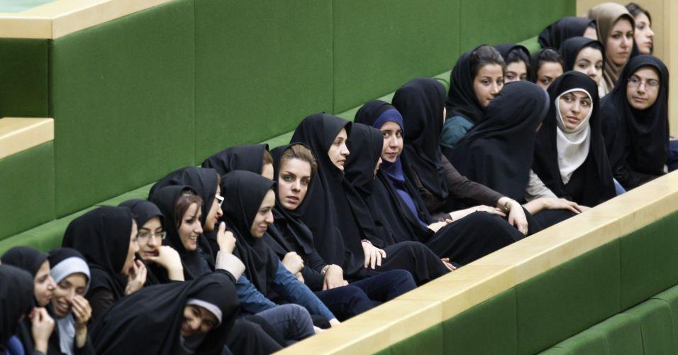Parlamento em Teerã