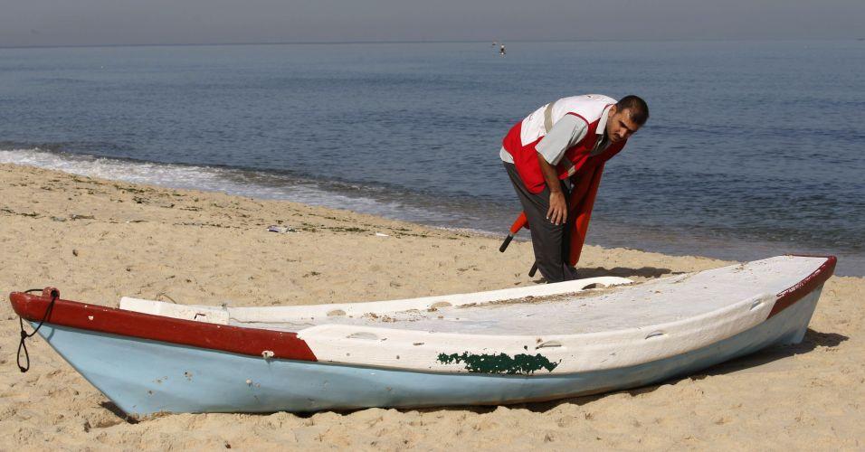 Mortos em Gaza
