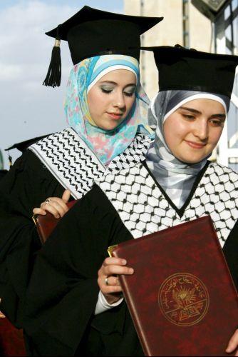 Formatura na Cisjordânia