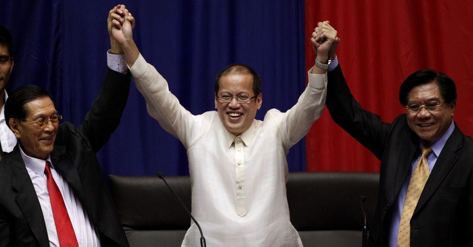 Eleição nas Filipinas