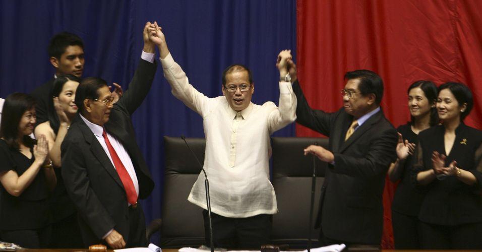 Presidente nas Filipinas