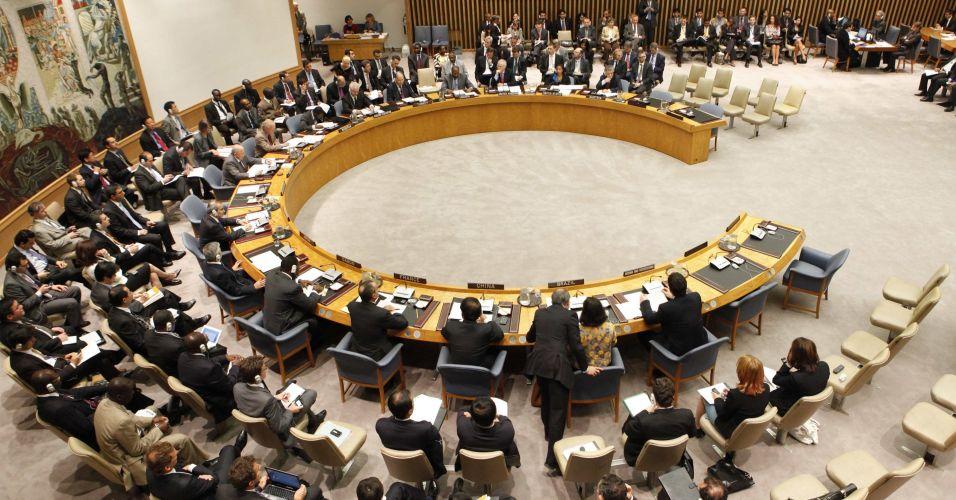 Conselho de Segurança aplica sanções ao Irã
