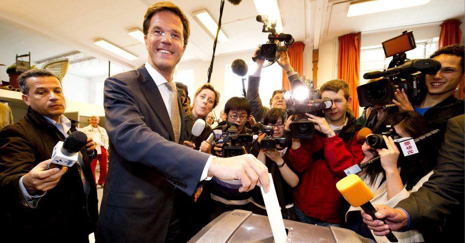 Eleições legislativas na Holanda
