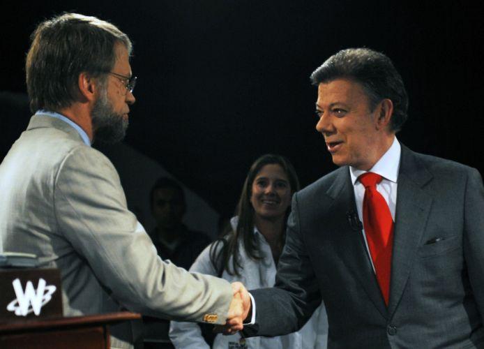 Eleições na Colômbia