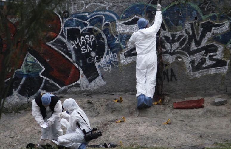 Crime no México