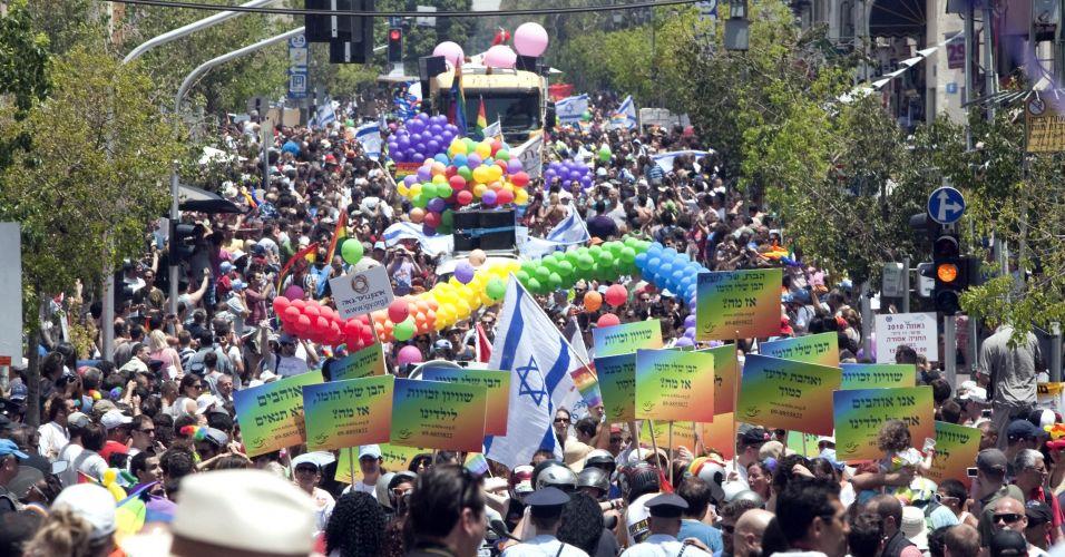 Para gay em Israel